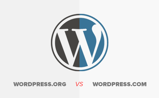 WordPress.com против WordPress.org
