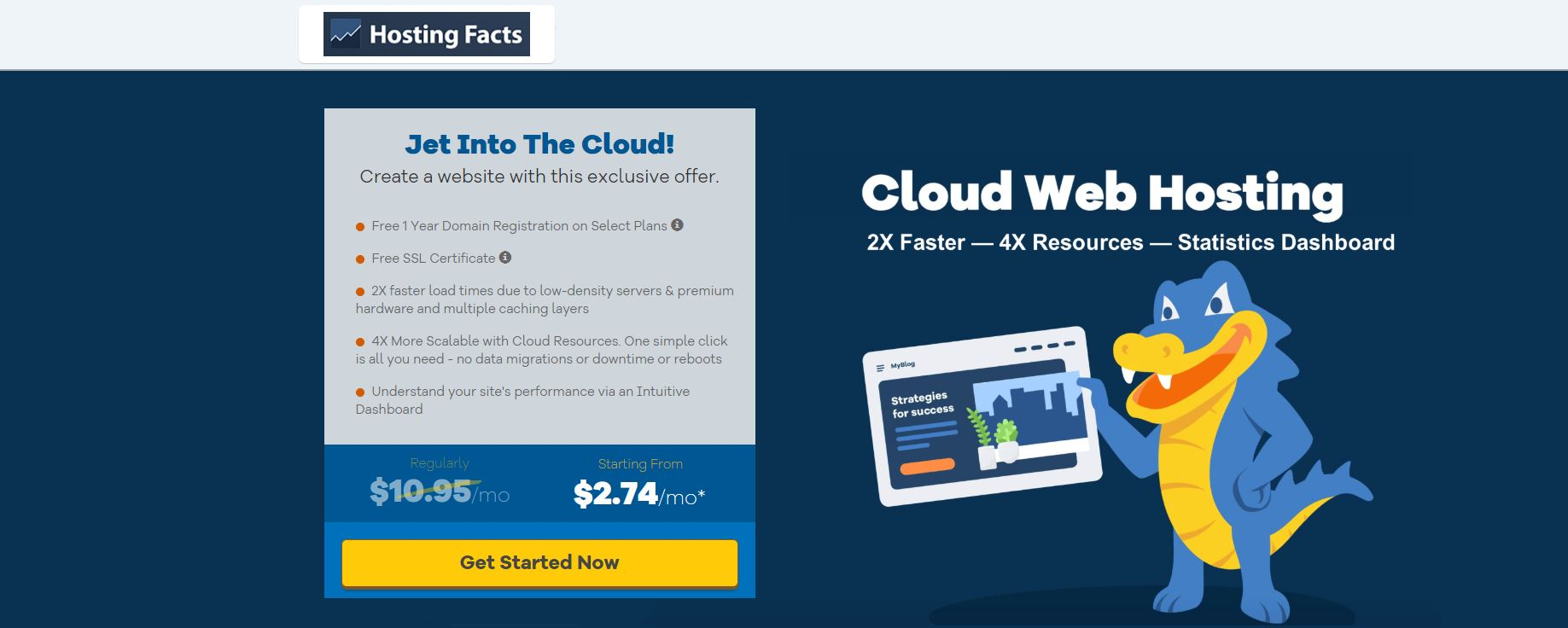 Hosting cloud HostGator