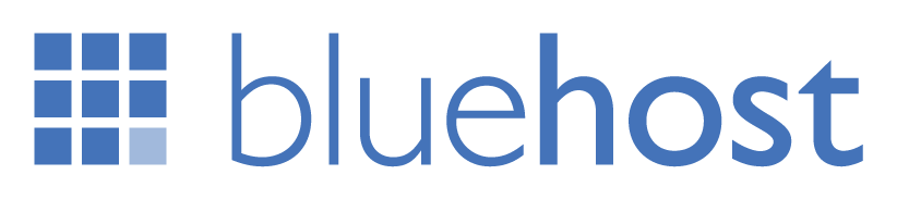 Logotip de Bluehost