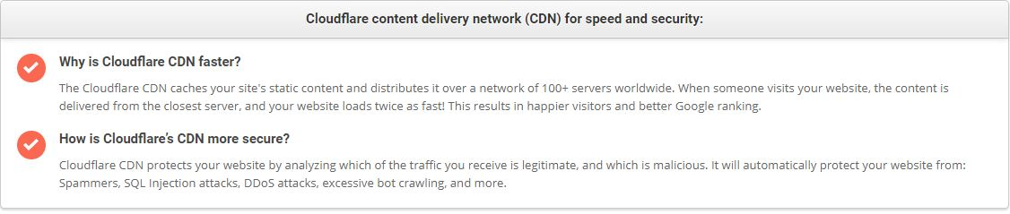 siteground cdn cloudflare