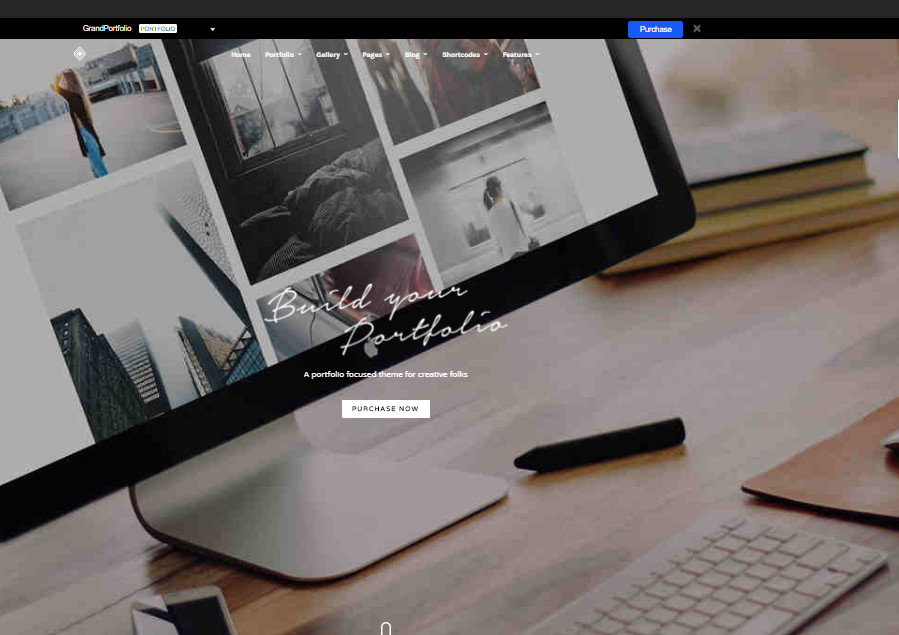 Velika WordPress tema