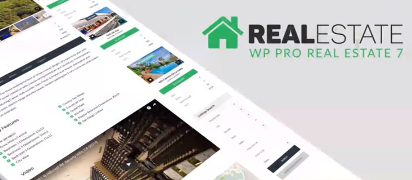 WordPress Pro Real Estate 7